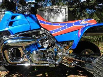 4 wheel custom banshee southern style for sale in tampa florida classified. Black Bedroom Furniture Sets. Home Design Ideas
