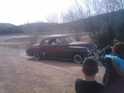 $5,500 OBO ~*~*~OLDIE but GOODIE --1950 CHEVY DELUXE 2