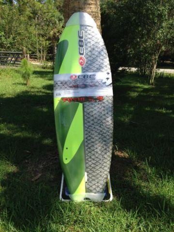 5 39 8 surfboard fish style california board company brand for Fish surfboard for sale