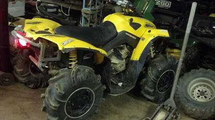 $5,800 2007 Can-Am Renegade 800 Forest City