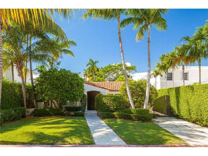 5 Bed 3 Bath House 4466 Sheridan Ave For Sale In Miami