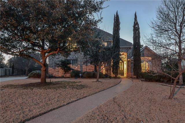 5 bed 4 bath house 6600 sapphire cir s for sale in colleyville, texas classified americanlisted.com