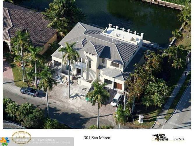5 Bed 6 Bath House 301 SAN MARCO DR
