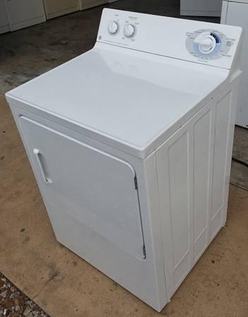 5 Cycle Ge Dryer Extra Large Capacity Free Delivery
