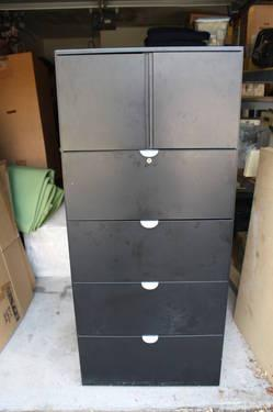 5 Drawer Lateral File Cabinet By