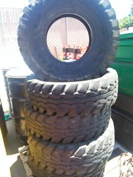 5 Goodyear military-oz Tires 36
