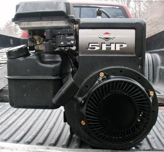 5 Hp Briggs Stratton Engine For Sale In Newton New