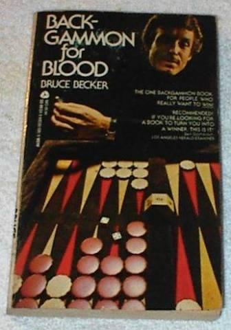 5 OOP Backgammon Books