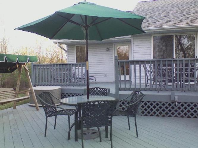 5 Pc Patio Set for Sale in Cecil Wisconsin Classified