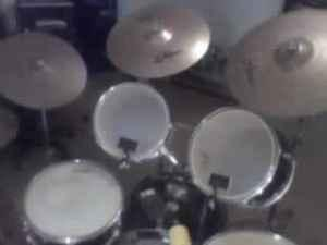 5 Piece Drum Set - $500 (Decatur)