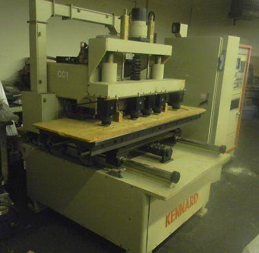 5 SPINDLE CNC MILLING MACHINE