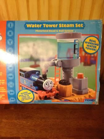 5 Thomas the Train Sets - $30