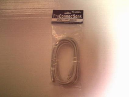 $5 Universal Usb Printer Cable 10ft