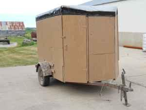 enclosed trailer Hunting and Fishing gear for sale in Fargo, North Dakota - hunting and fishing classifieds - buy and sell fishing, hunting gear ...