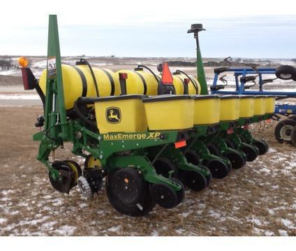 $50,000, 2013 John Deere 1750 Liquid Fertilizer Planter