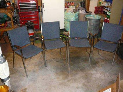 $50 Chairs that are stackable for indoors