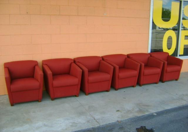 Each Pre Owned Office Chairs Side Chairs 16 Matching