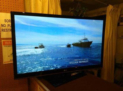 50 inch LG plasma Flat Screen tv 1080p $350.00 or best offer