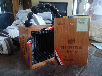 $50 RARE MINT Cohiba Cigar Box Purse NICE Cuban Limited & RARE MINT Cohiba Cigar Box Purse NICE Cuban Limited Reserve ... Aboutintivar.Com