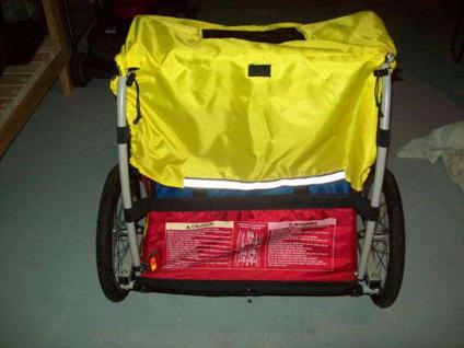 $50 Reduced Master Cycle Bike Trailer 2 Child (OP