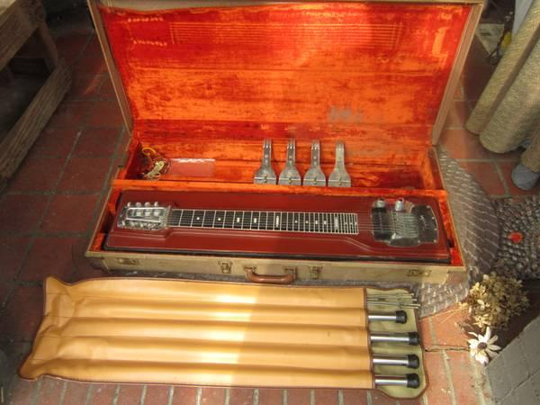 50 39 s 60 39 s fender 400 pedal steel guitar for sale in north sudbury massachusetts classified. Black Bedroom Furniture Sets. Home Design Ideas