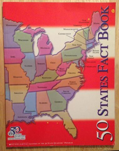 50 States Fact Book Paperback – 2000 by Second Chance