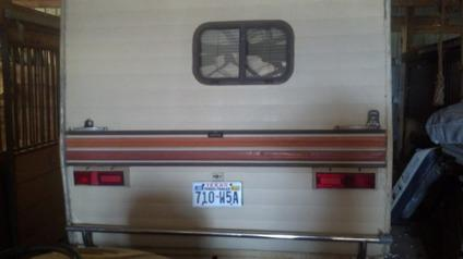 1983 22 Ft Komfort Ultra Lite Bumper Pull Travel Trailer For Sale In Blair Oklahoma Classified
