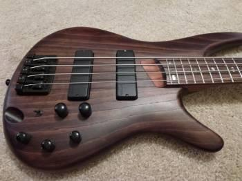bass guitar ibanez sr600 with amp and many free extras for sale in albuquerque new mexico. Black Bedroom Furniture Sets. Home Design Ideas