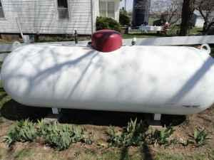 new 1500 500 gal propane tanks for sale
