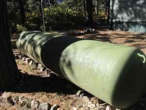 500 Gallon Propane Tank - $300 (Rye)