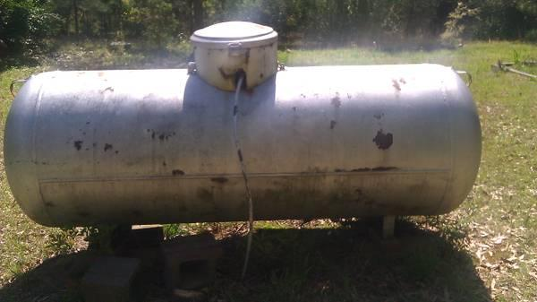 500 Gallon Propane Tank - $400
