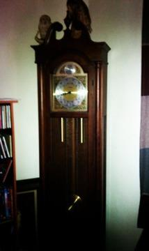 $500 OBO Howard Miller Grandfather Clock