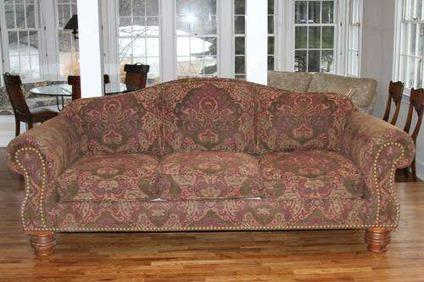 Sofa Drexel Heritage For Lillian August Multicolor
