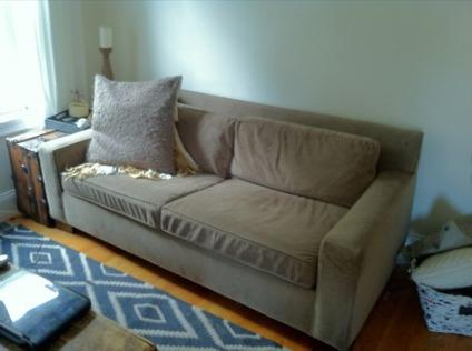 West Elm Goodwin Sleeper Sofa For Sale In Boston Massachusetts Classified