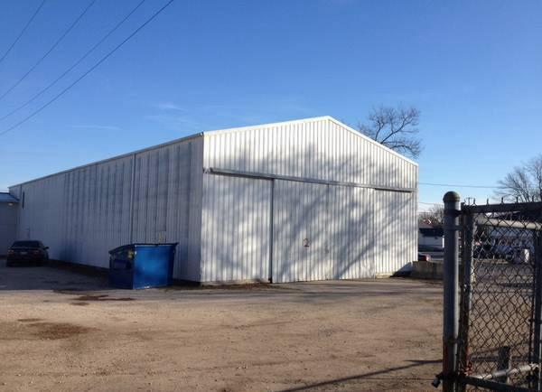 5000sf workshop, office, warehouse