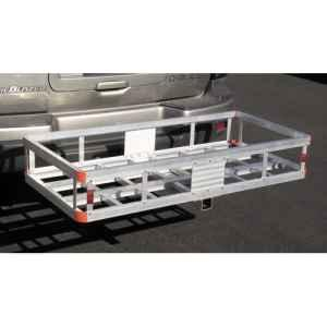 500 Lb. Capacity Aluminum Cargo Carrier (hitch mounted) - $50 (North ...
