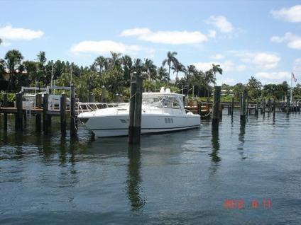 $519,900 2008 47.5' Intrepid 475 Sport Cruiser