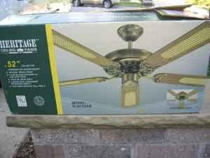 52 Quot Heritage Ceiling Fan Ames For Sale In Ames Iowa
