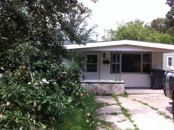 2br 1000ft Beautiful 2 Bed 1 Bath House With