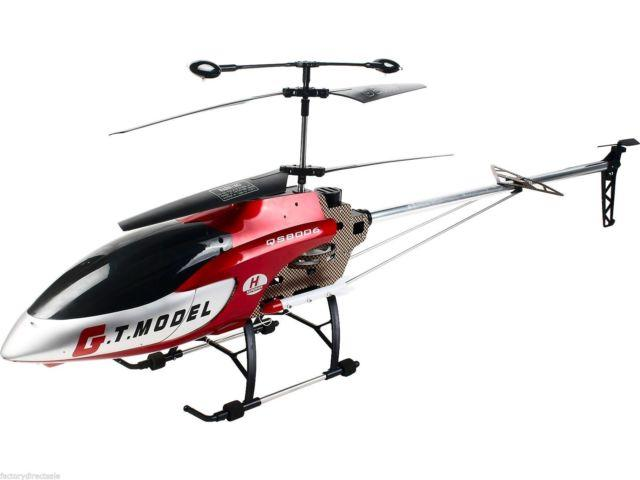 53 Inch Extra Large GT QS8006 2 Speed 3 5 CH RC Helicopter for Sale