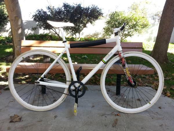 53cm Felt Curbside Fixed Gear - for Sale in Santa Barbara ...