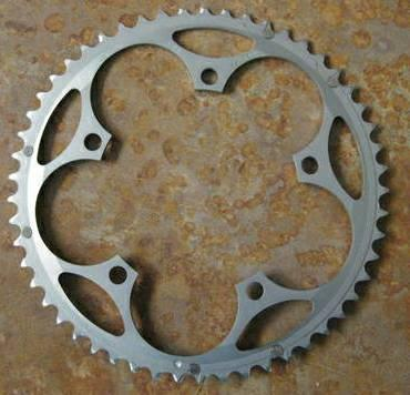 53t Shimano Chainring-New - $10