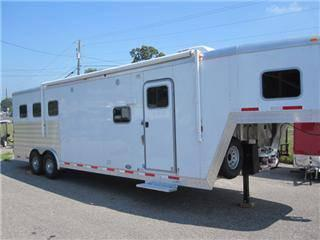 $54,900 New Horse Trailer2012 Exiss Trailers 8312
