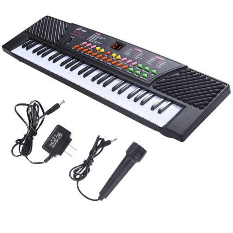 54 Keys Music Electronic Keyboard Kid Electric Piano Organ