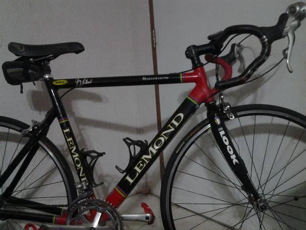 ******* 54 to 56 GREG LEMOND ROAD BIKE ******* - $350