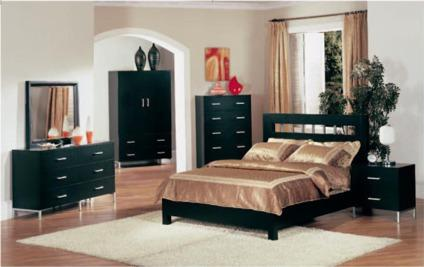 Heavy Duty Solid Wood King Size Bed Dresser Mirror Night Stand Deal No Tax For Sale In