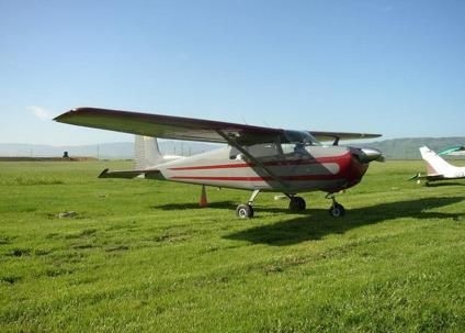 $55,000, 1958 Cessna 175