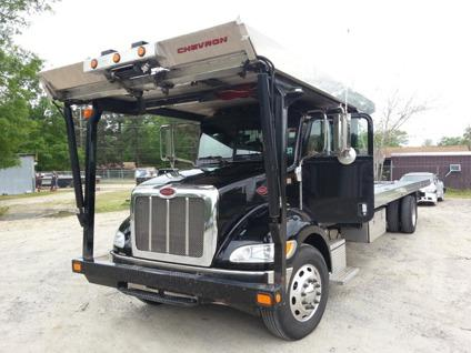 Peterbilt Car Hauler For Sale