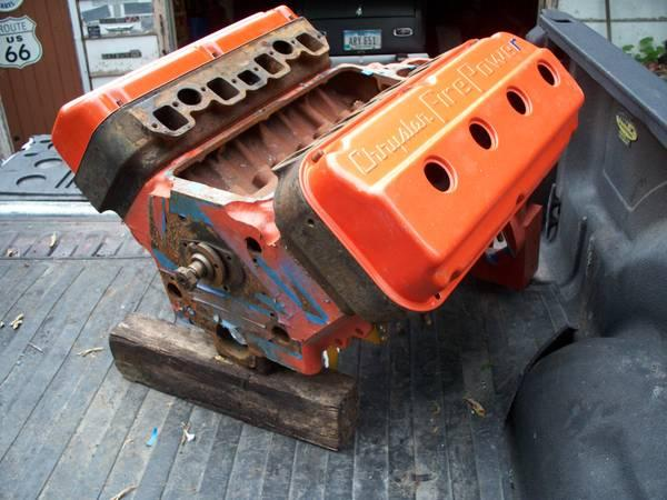 331 Hemi Car Parts For Sale In The Usa Used Car Part Classifieds