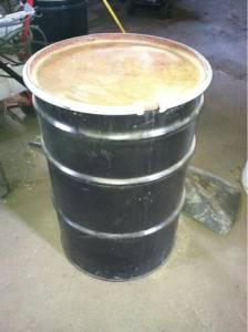 55 gallon barrels - $1025 (Enterprise)